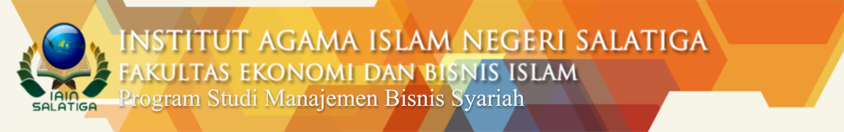 Manajemen Bisnis Syariah